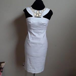 Beaded summer shift dress